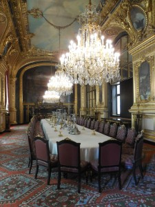 Napoleon's Apartments in the Louvre