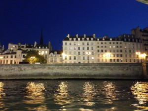 Sein River at night - Paris